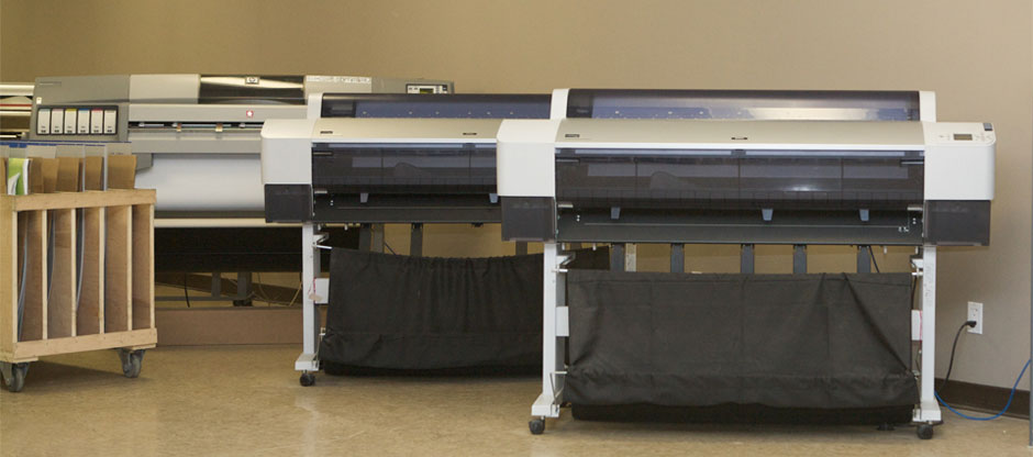 Our Fleet of Press Accurate Digital Proofers